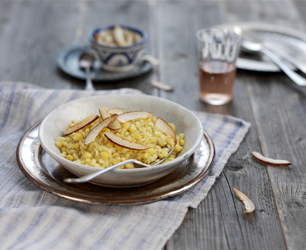 Tilda Brown Basmati and Chana Dal Khichri