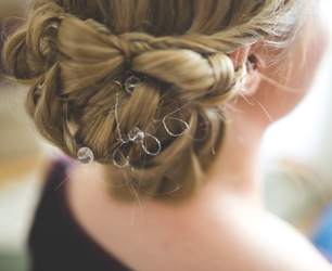 Should Your Bridesmaids All Have the Same Hair Style for Your Wedding?