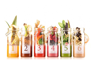 Juices for cleanse and detox me