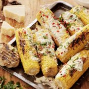 Latin Grilled Corn