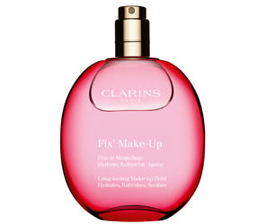 Feat-Clarins Fix' Make-Up open