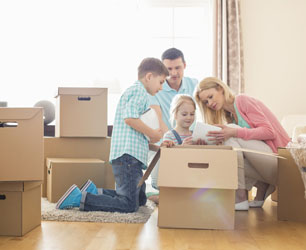moving out of home guide