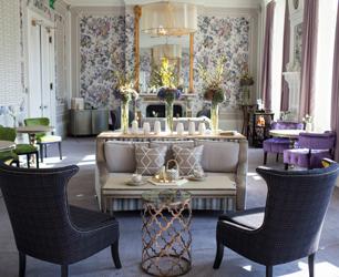 Hampton Manor & Peel's Restaurant