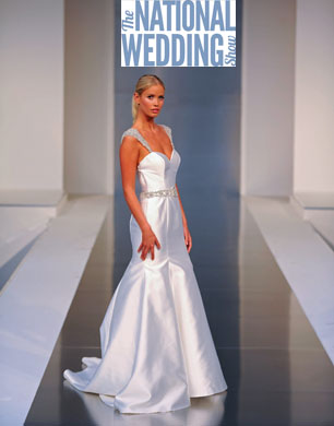 The National Wedding Show and Alfred Angelo, the designer